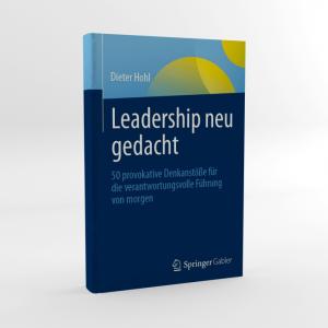 MockUp Buch: Leadership neu gedacht